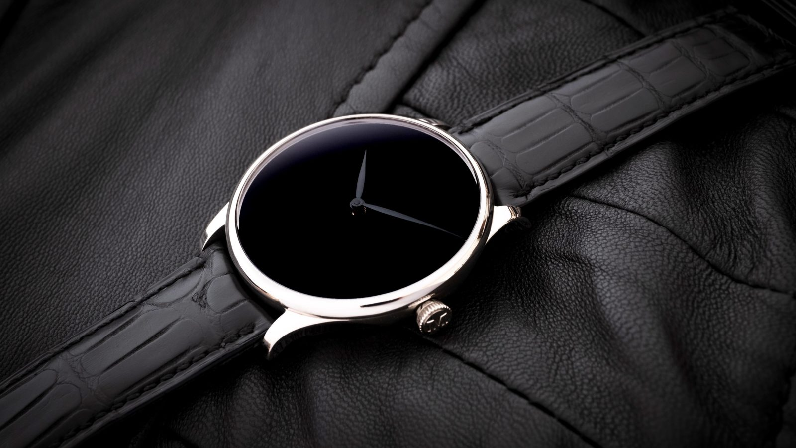 Trend Watching: Black watches that will never go out of style