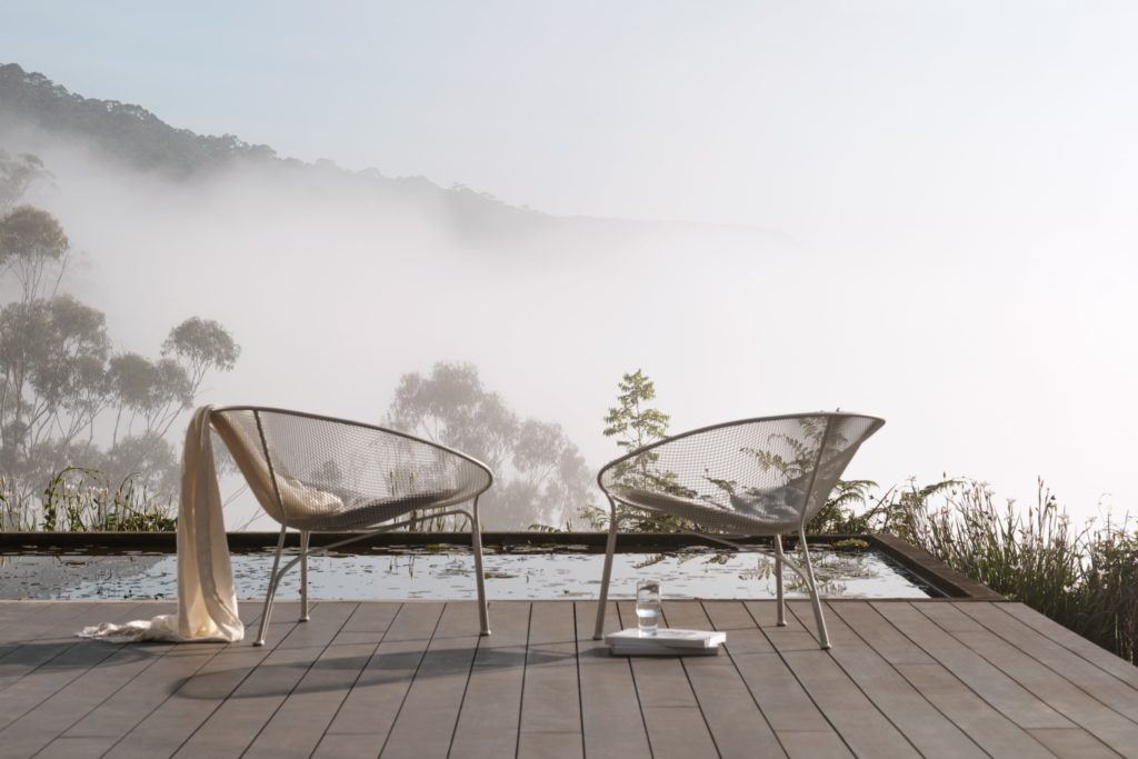 King Living Luna Outdoor Dining Chair