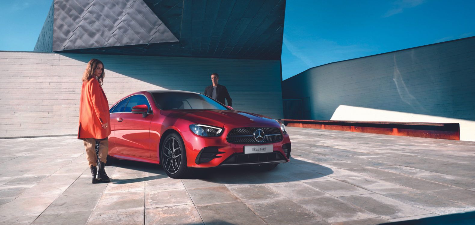 Luxury at its finest: The new Mercedes-Benz E-Class Coupé