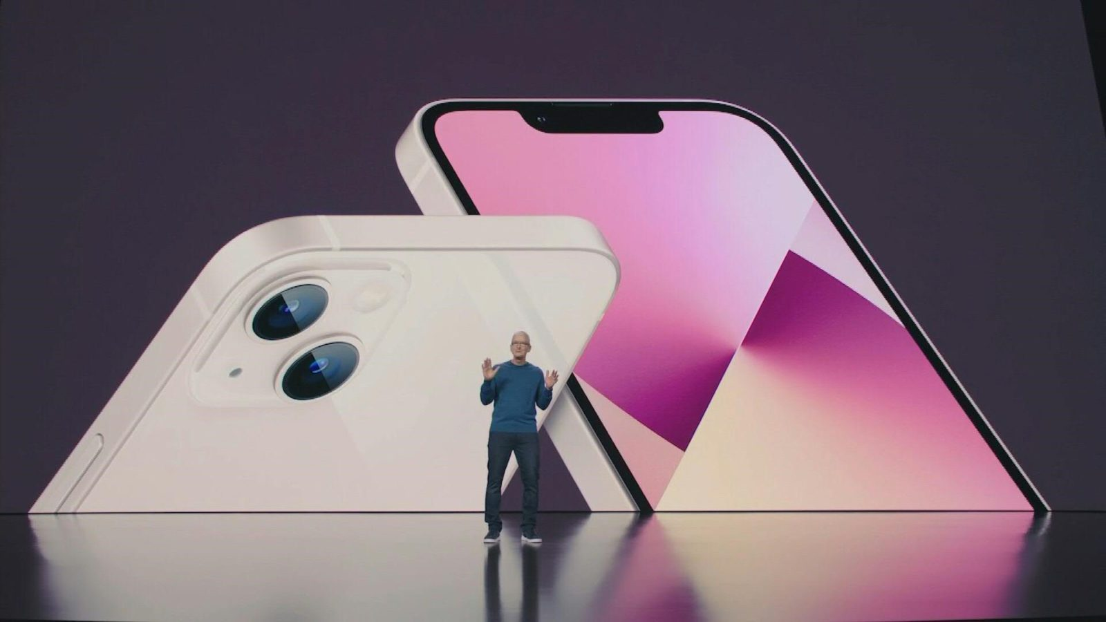 Amidst challenges like legal battles, Apple unveils the new iPhone 13 range