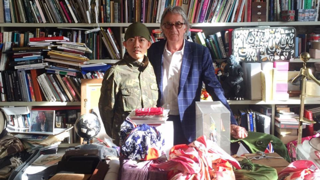 Bape founder and streetwear icon Nigo is Kenzo's new artistic director