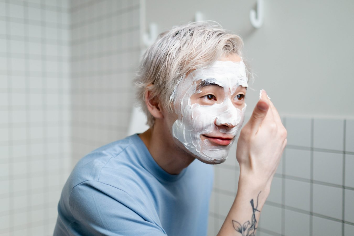 An 8-step skincare routine for well-groomed men