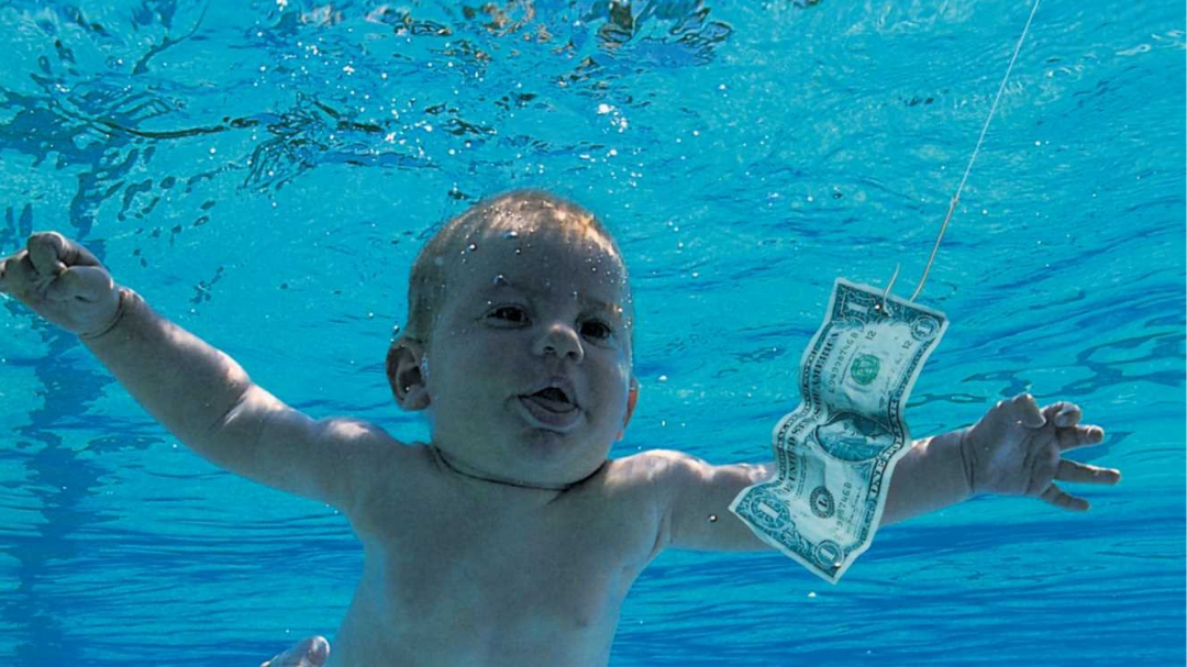 Nirvana's generation-defining album 'Nevermind' was released 30 years ago