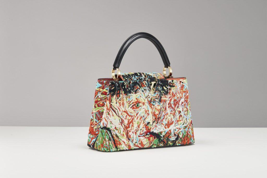Louis Vuitton Artycapucines Zeng Fanzhi