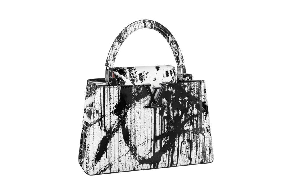 Louis Vuitton Artycapucines Gregor Hildebrant