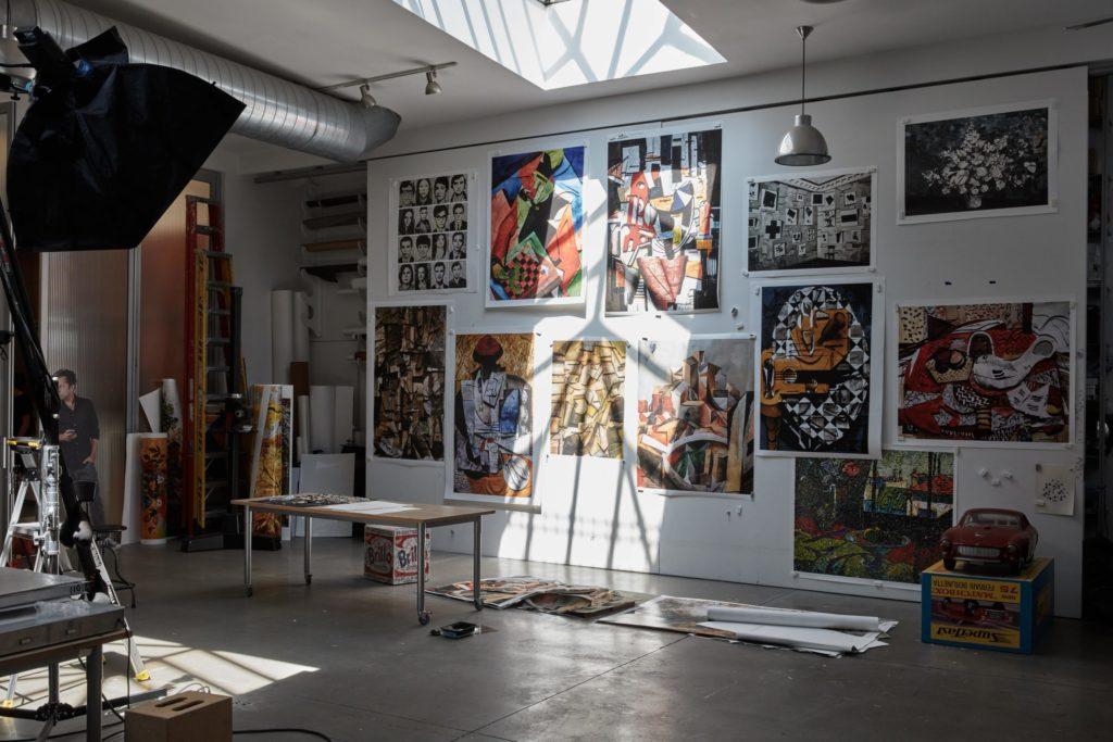 Vik Muniz Studio