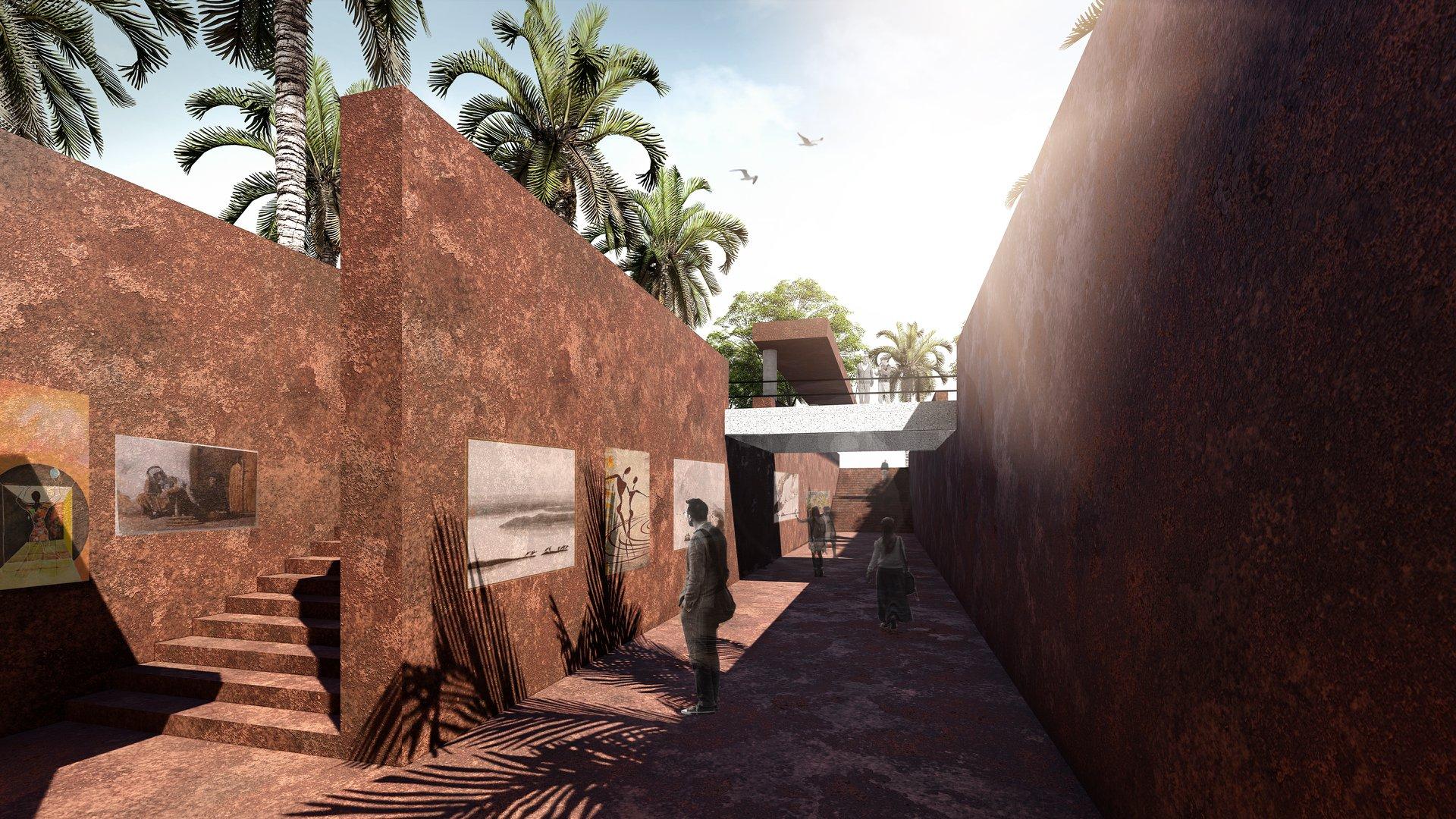 Tha'er Qub'a Architects