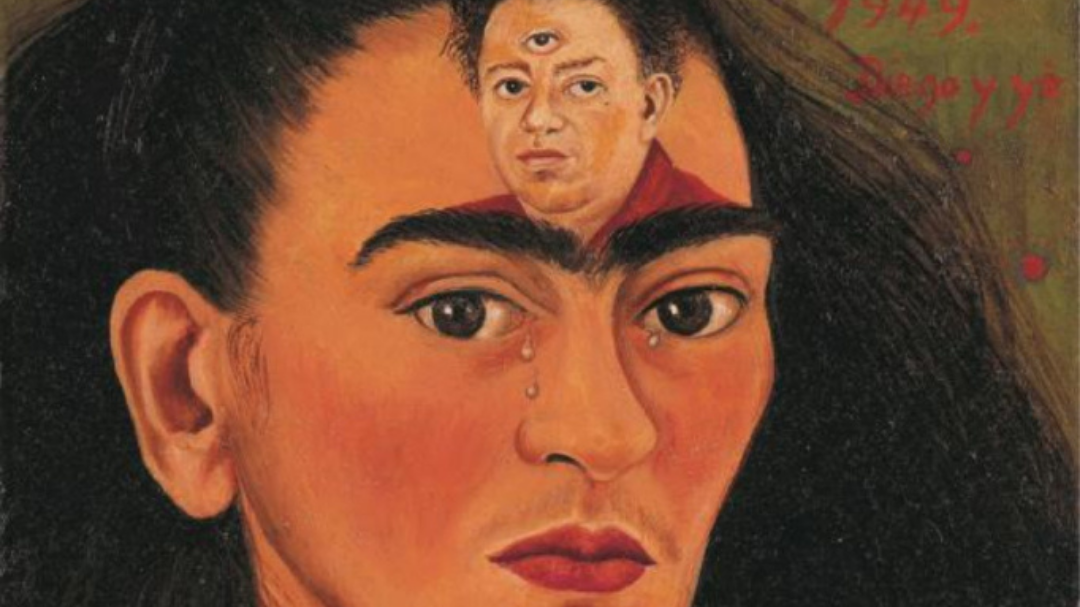 """""""Diego y yo"""": This self-portrait of Frida Kahlo could fetch about RM125 million"""