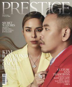 Prestige Cover October 2021