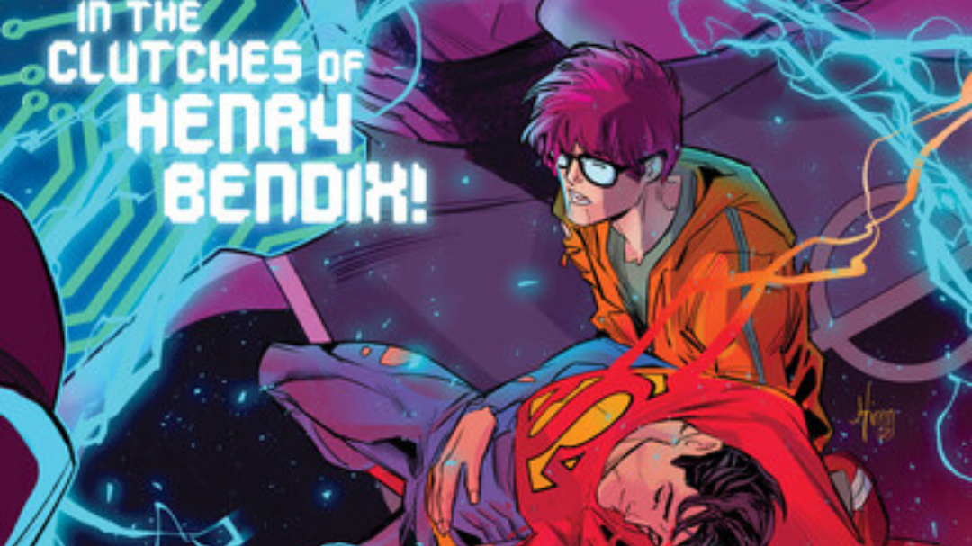 """DC Comics introduces the new Superman as bisexual in """"Son of Kal-El"""""""