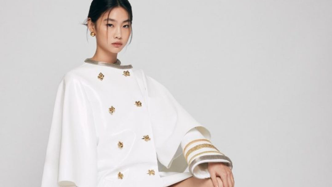 Squid Game Actress Jung Ho-Yeon is Louis Vuitton's new global ambassador