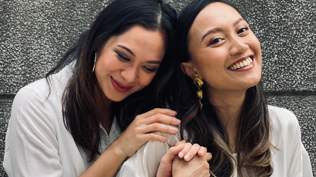 Made in Malaysia: Lulla founders Sasha Yusof and Aina Elias are dressed for success in loungewear