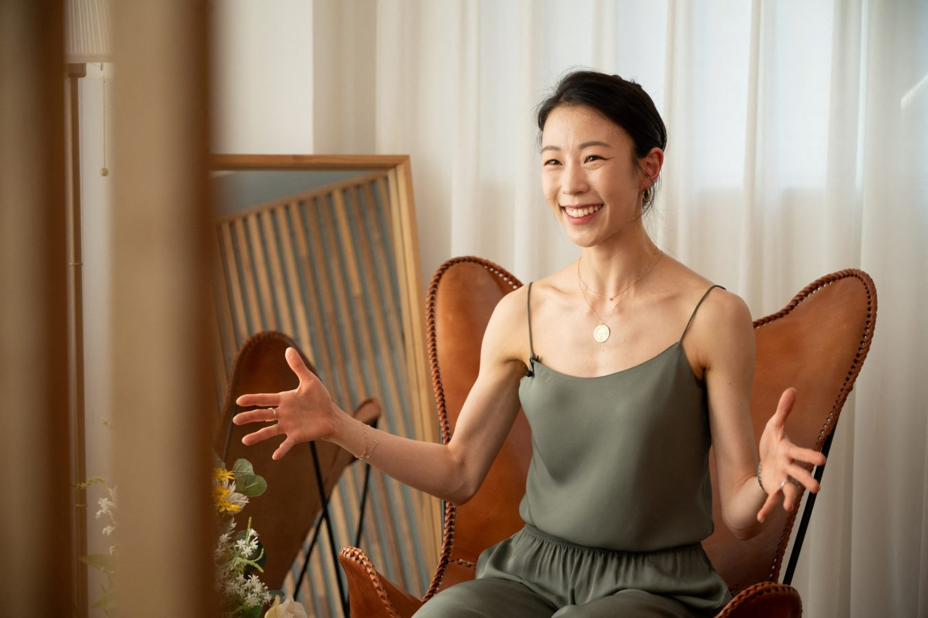 Paris Opera Ballet's first Asian etoile ballerina, Sae Eun Park