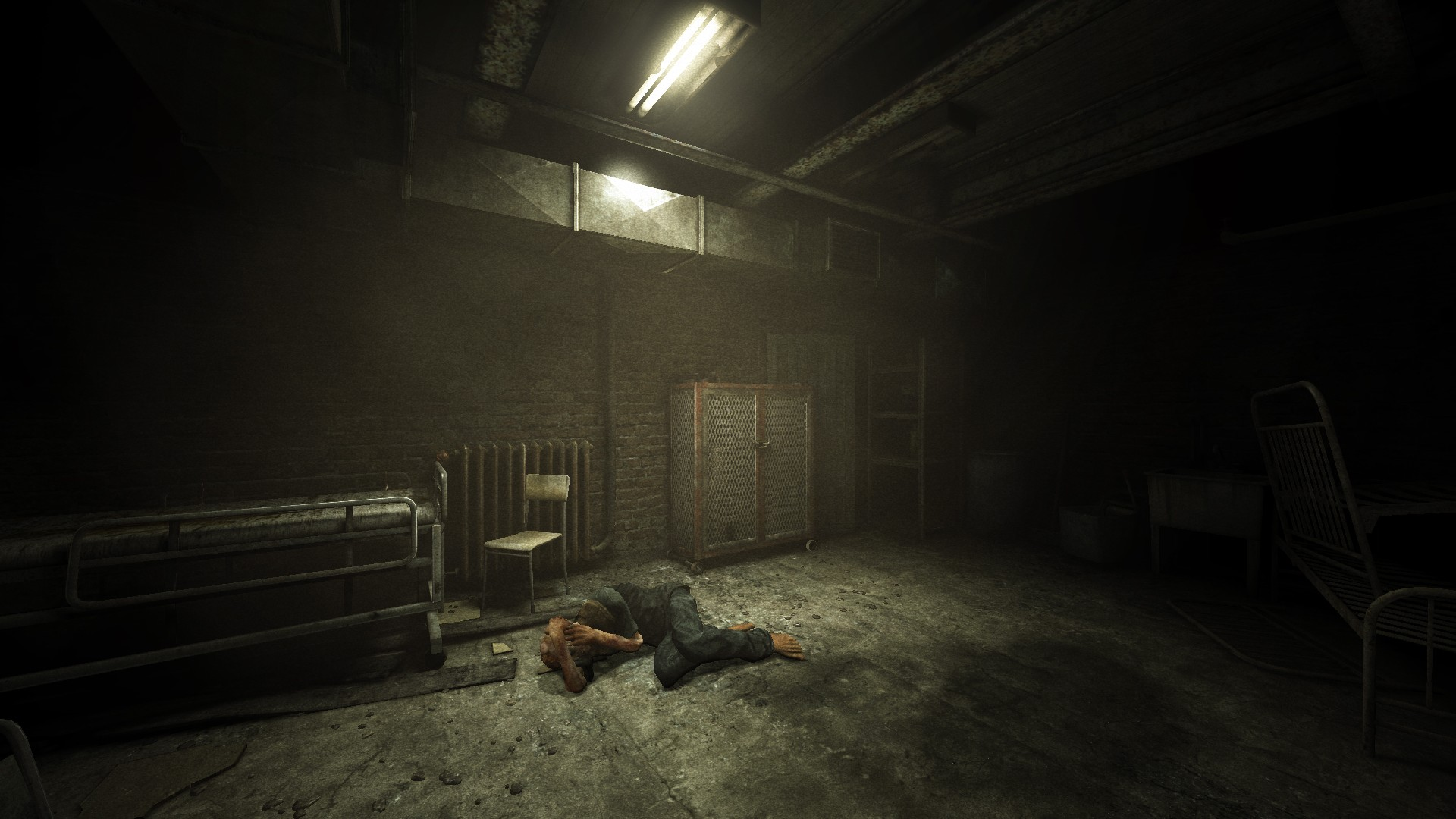 FREE HORROR outlast The 10 best psychological horror games of all time