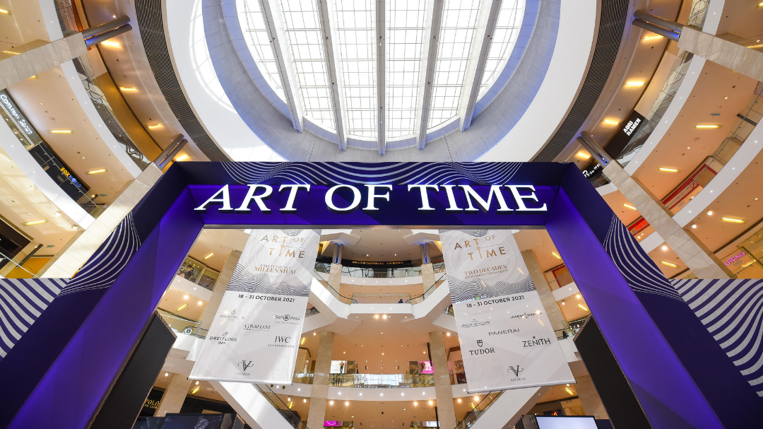 Swiss Watch celebrates 20 years of success with the return of Art of Time