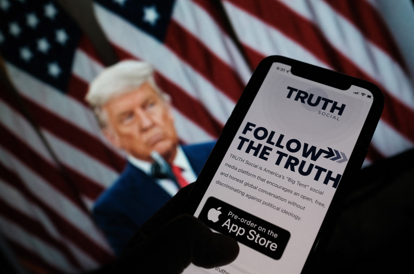 Trump announces plans to launch new social network called 'TRUTH Social'