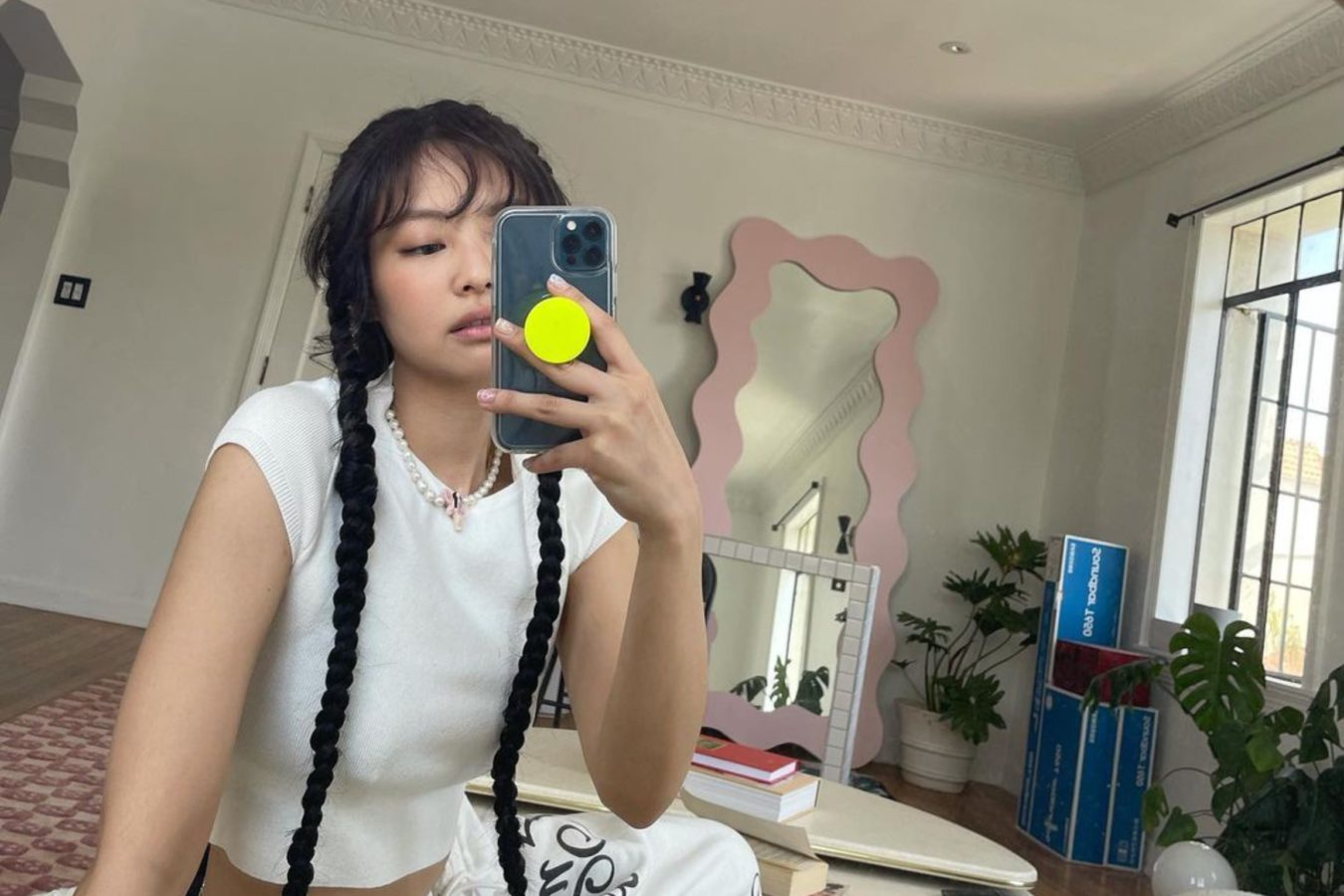 Jennie from Blacpink's quirky home & where to shop for her same decor
