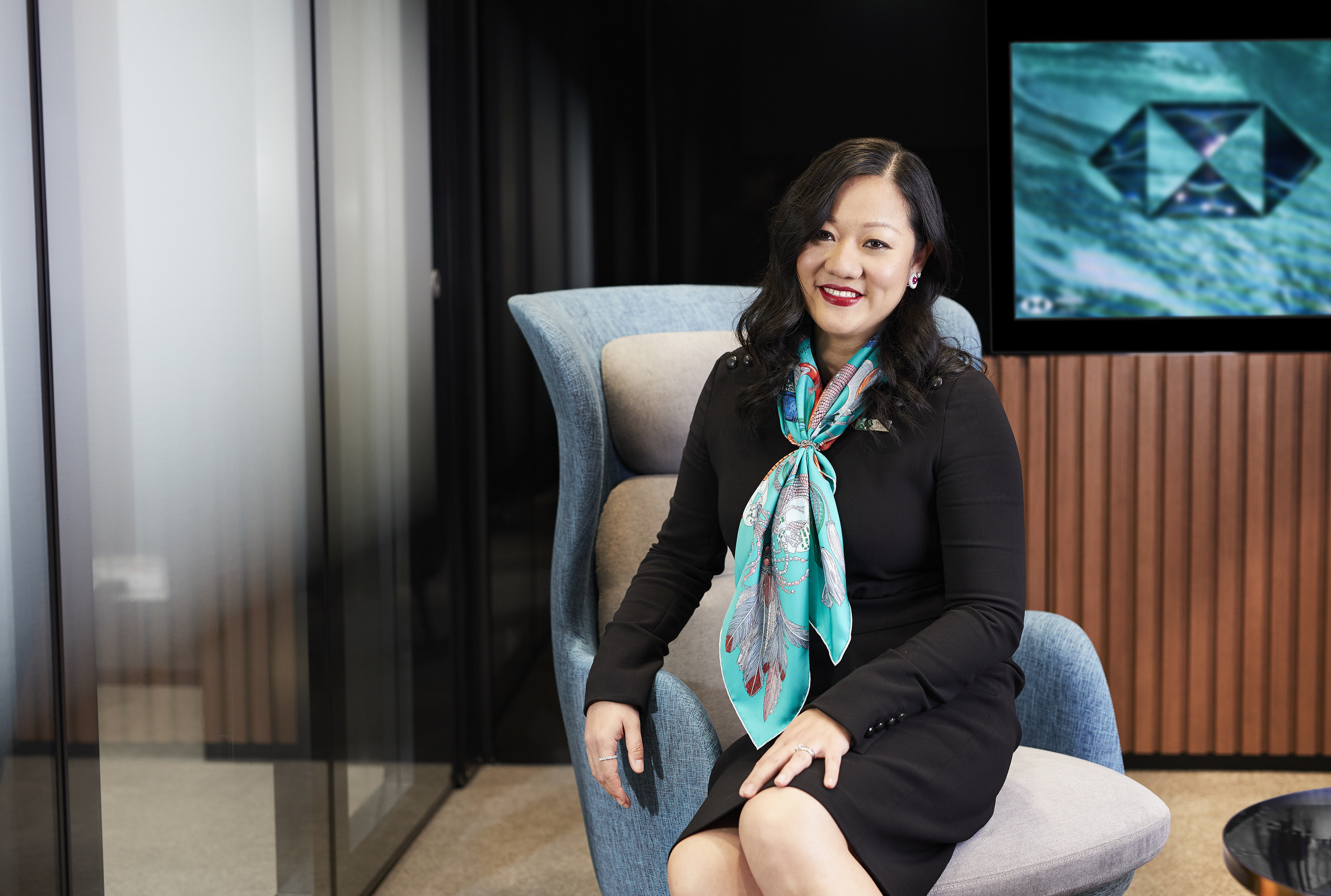HSBC Group Head of Premier & Jade Bonnie Qiu on what Singapore's affluent really want