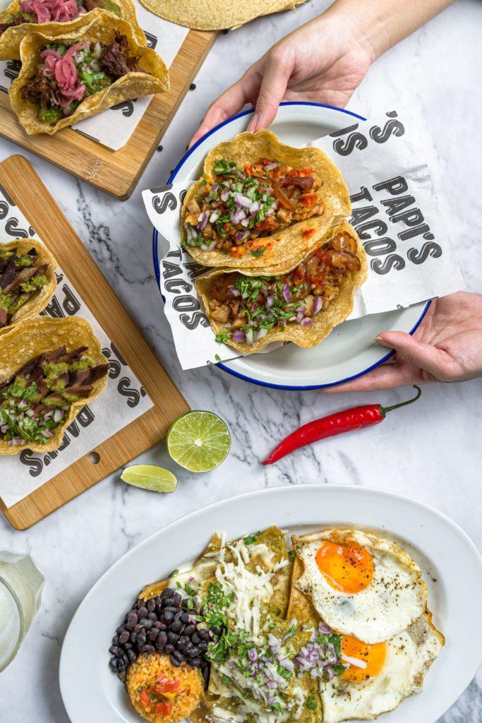 diy meals papi's tacos