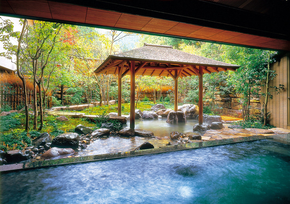 hot spring resorts