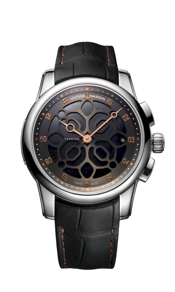 Ulysee Nardin collaborates with French audio expert Devialet for its loudest chiming watch yet