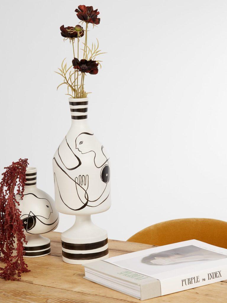 mother's day gift guide nick vinson ceramics vase