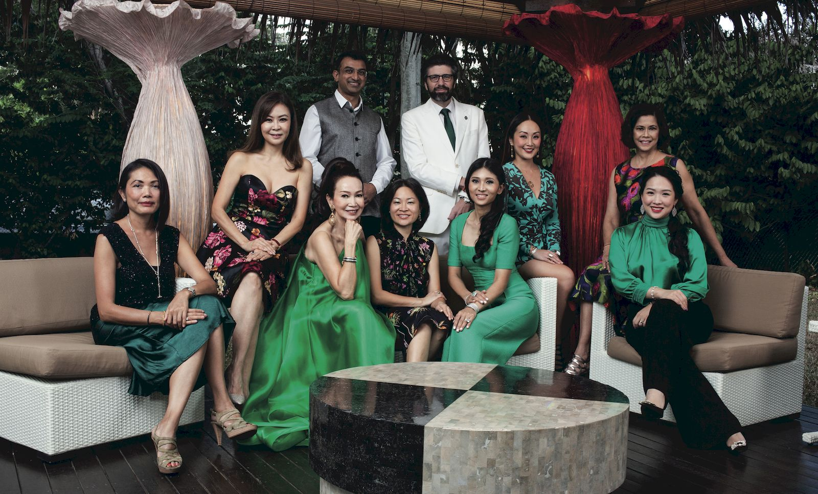 Meet the Prince Albert II of Monaco Foundation Asia's First Circle of leaders