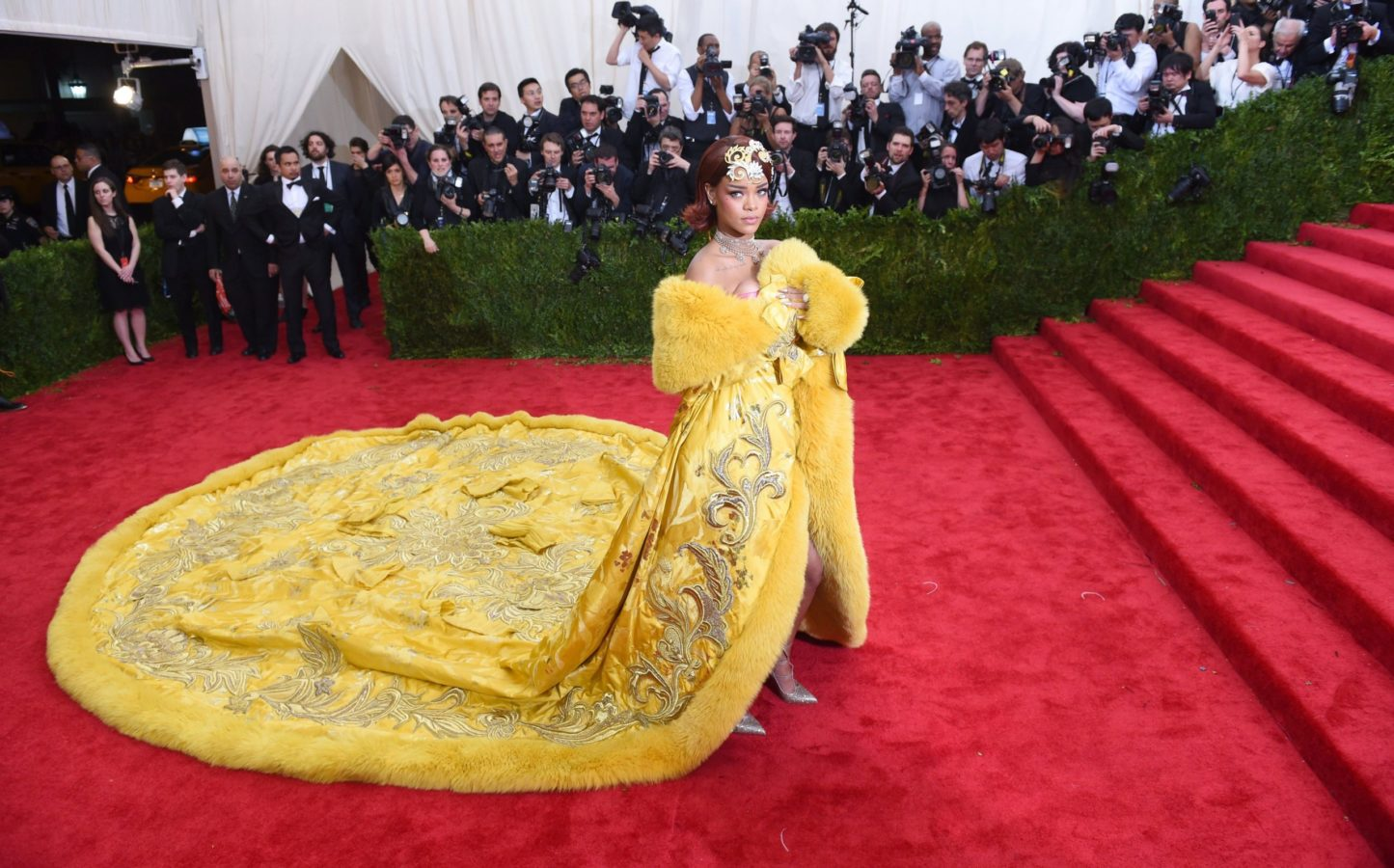 A look back at the most iconic Met Gala fashion moments