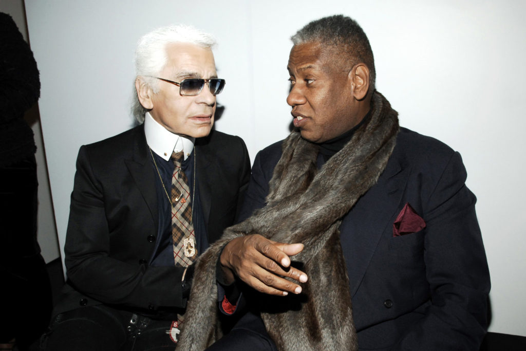 andre leon talley book