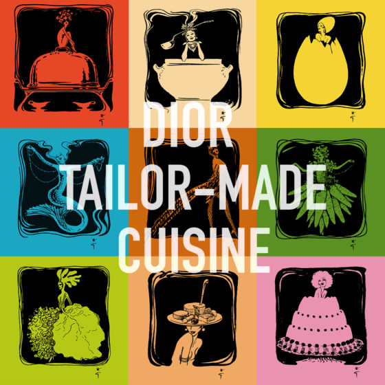 dior cookbook