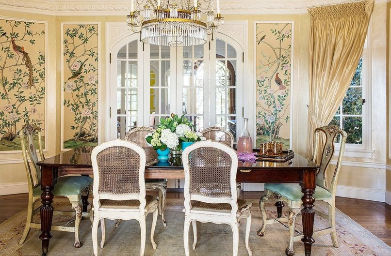 home chinoiserie