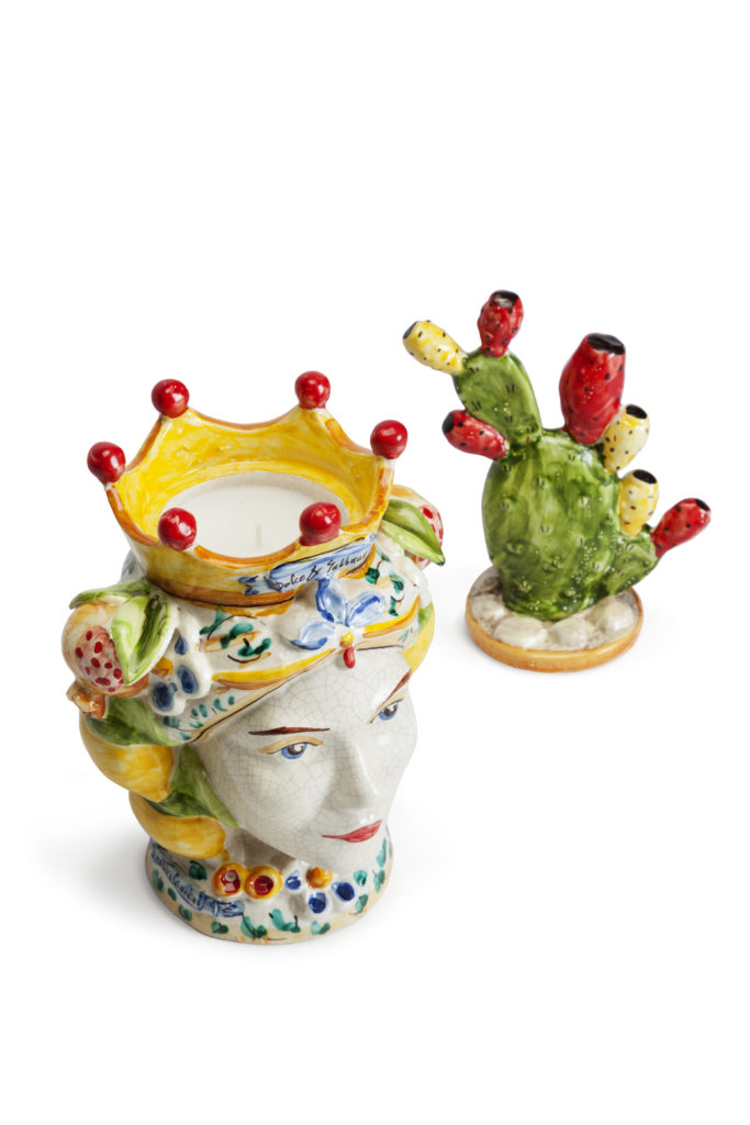 modern ceramics dolce & gabbana