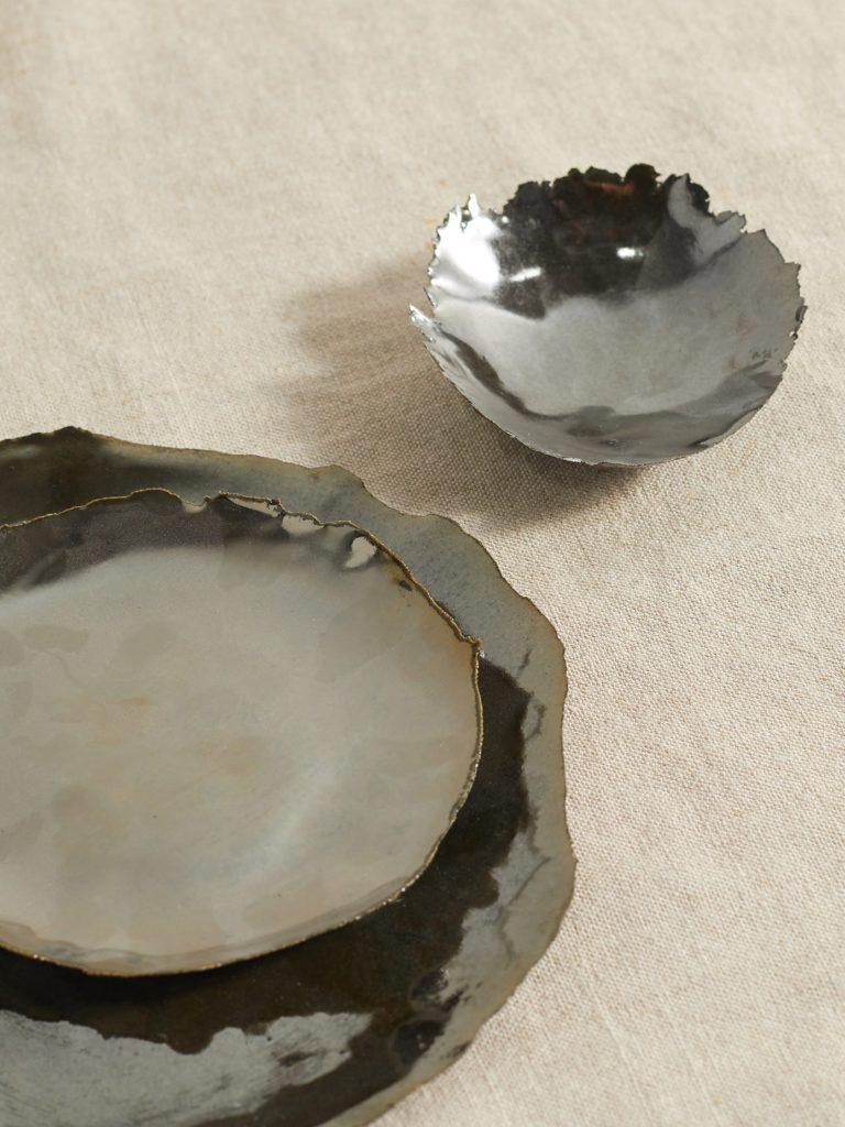 modern ceramics Nathalee Paolinelli