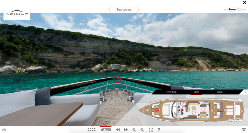virtual yacht tours