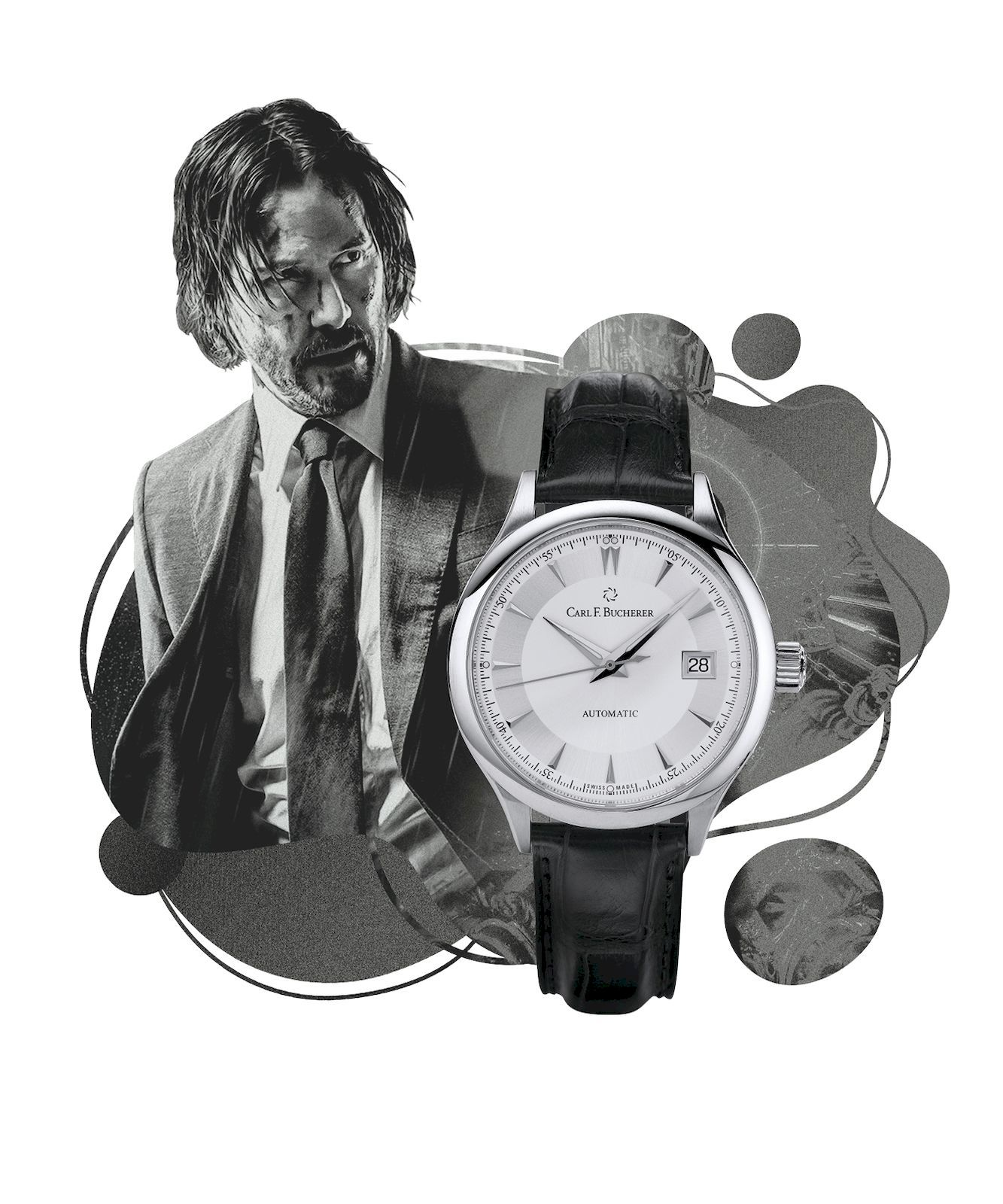 The watches that made cameo appearances on the wrists of Hollywood's leading men