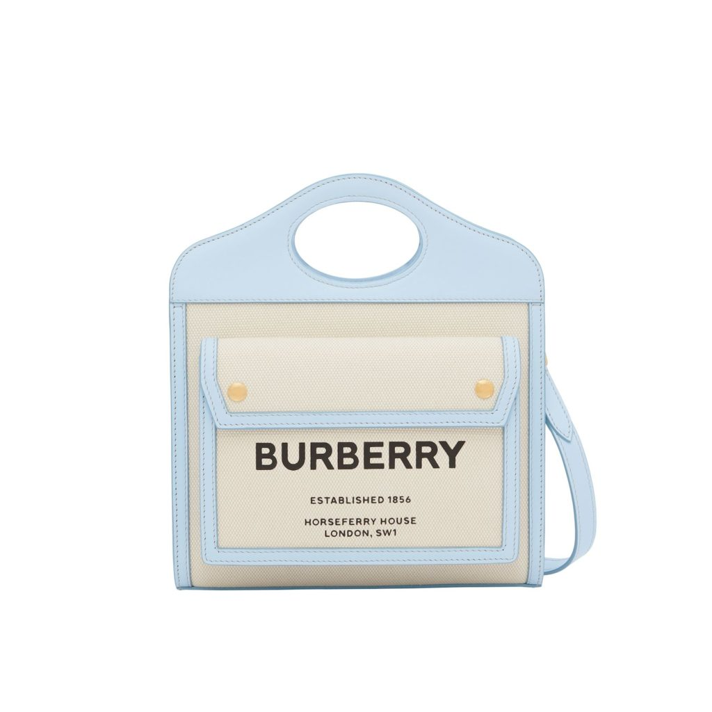 Burberry Pocket Bag Pre Fall 2020