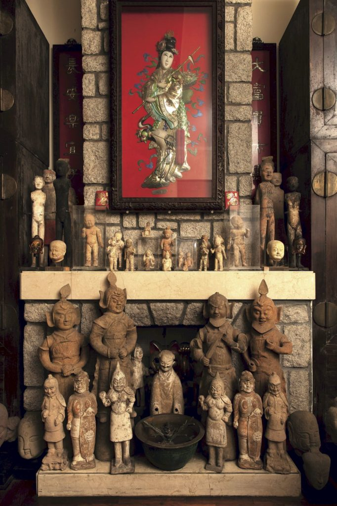 Robert Chua Chinese antique collection