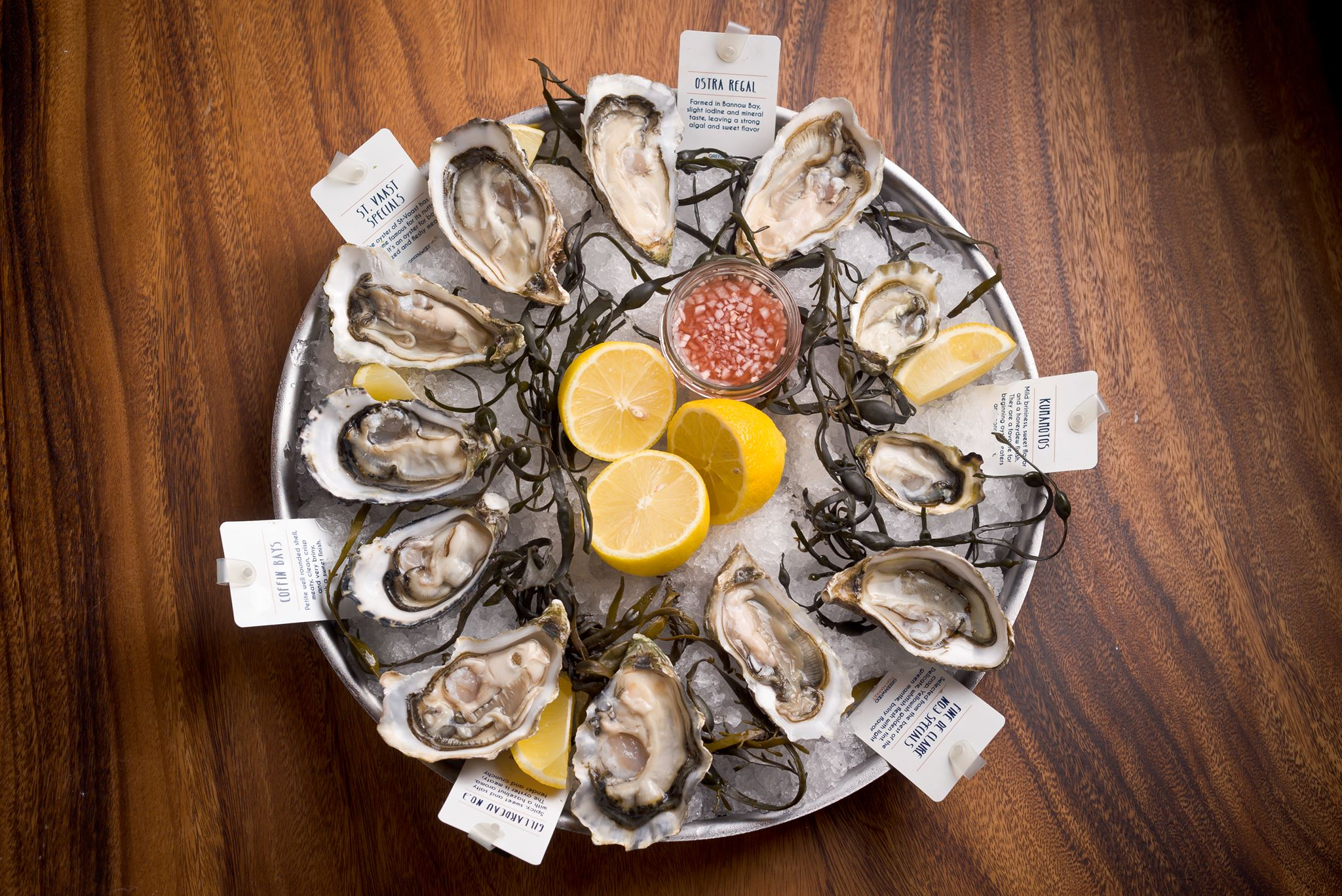 oyster deliveries singapore