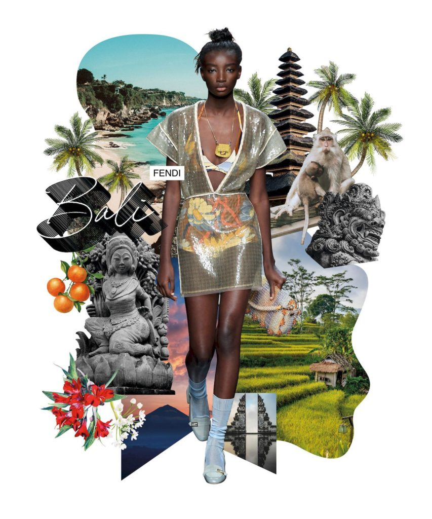 Fashion: Postcards from the edge