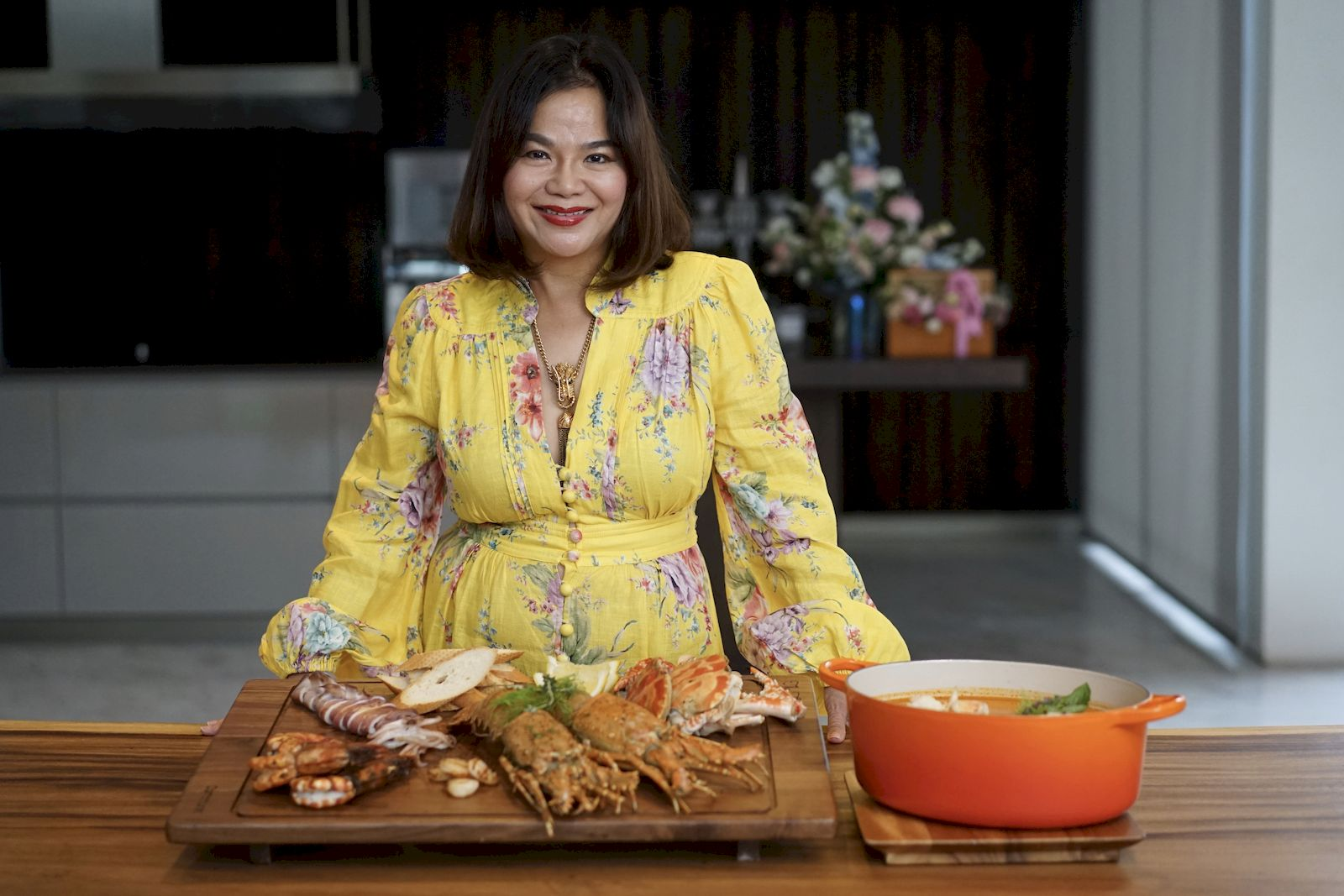 The home chef's recipe: Jean Yip's lobster seafood bouillabaisse