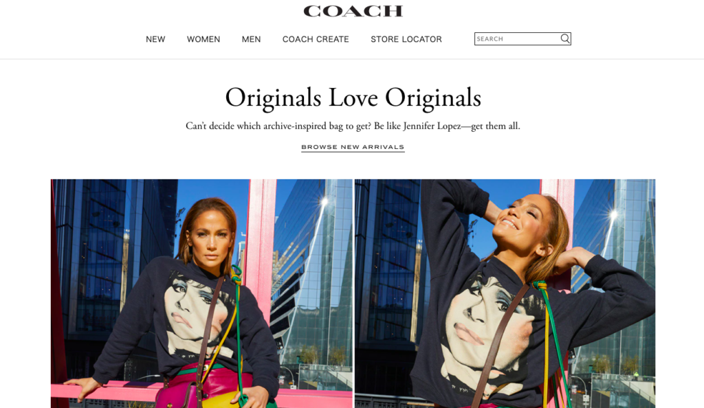 Coach online delivery singapore