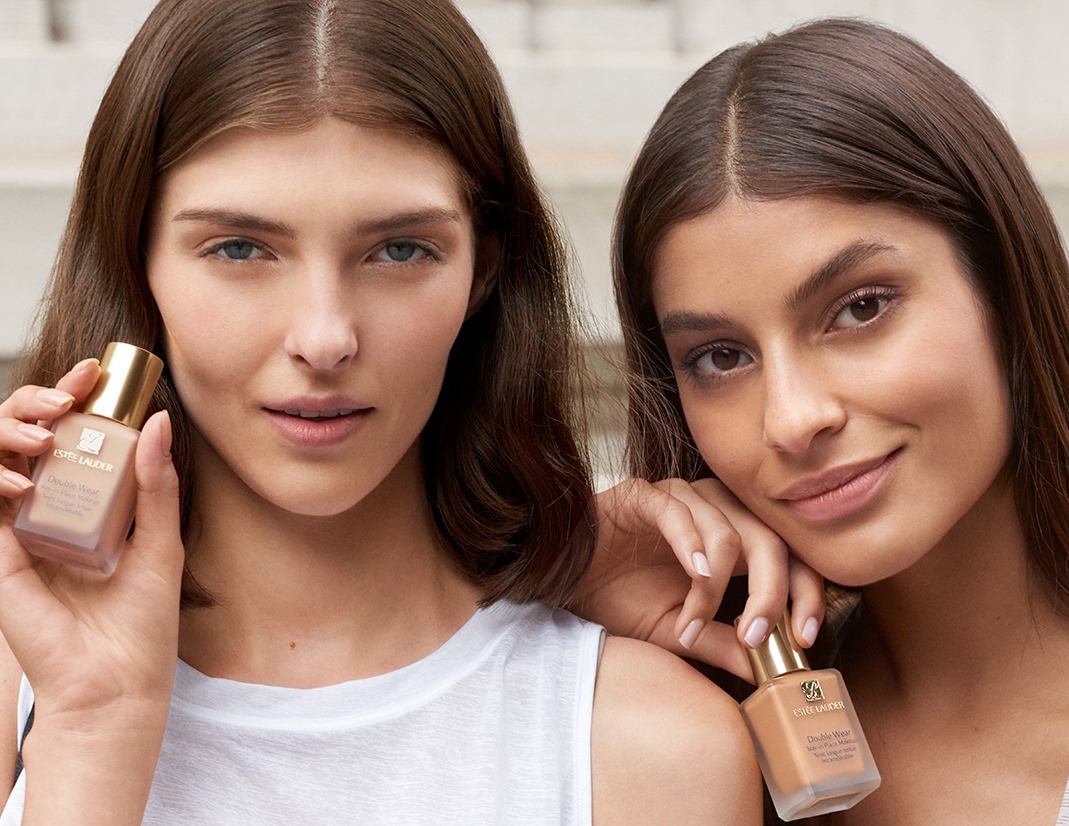 These transfer-proof foundations won't stain your face mask