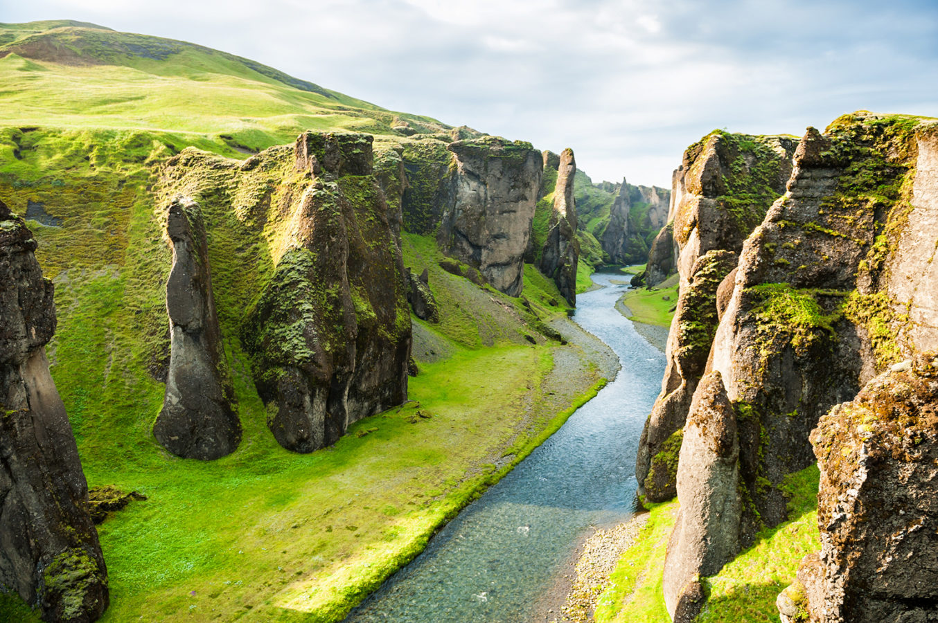 Iceland has welcomed its first batch of travellers since lifting border restrictions