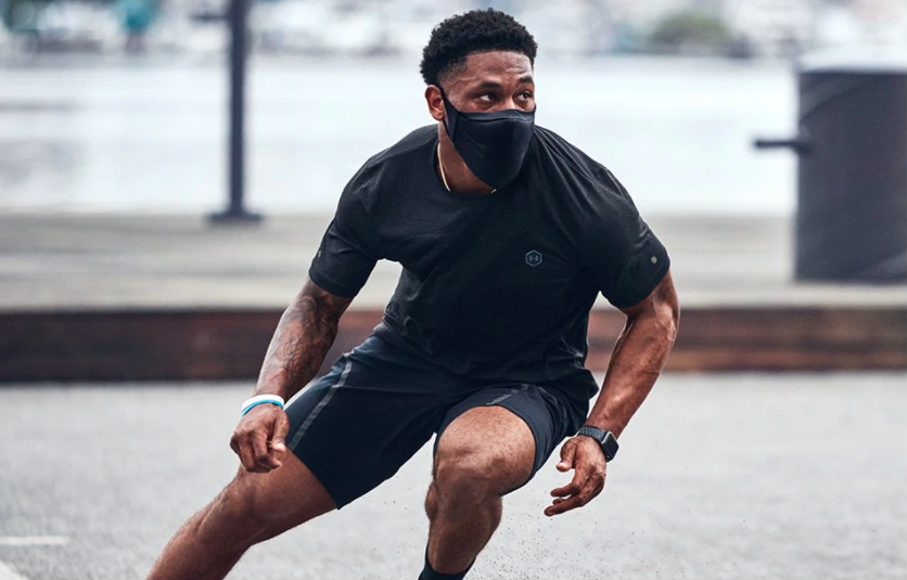 under armour exercise mask