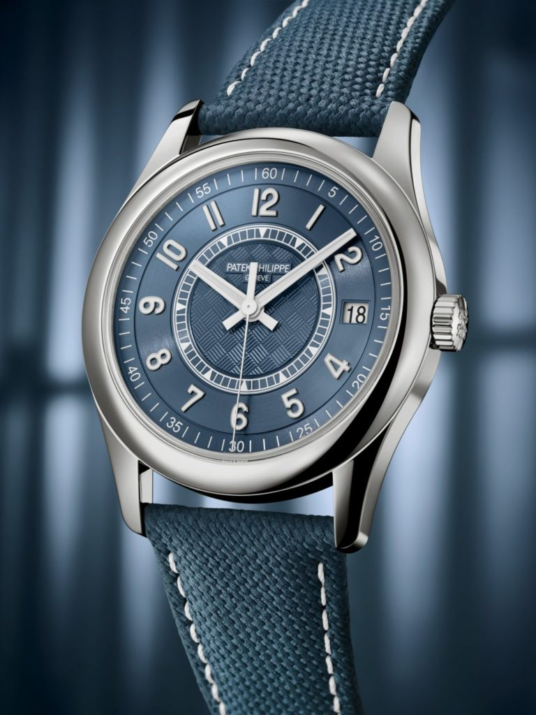 The Calatrava Ref. 6007A-001 (Image: Patek Phillipe)