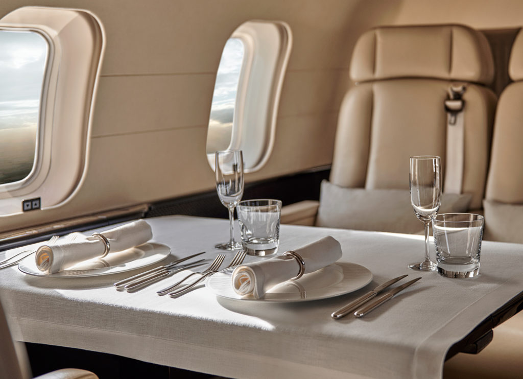 aman private jet