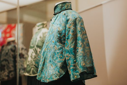 Fashion Revolution: Chinese dress from late Qing to 1976