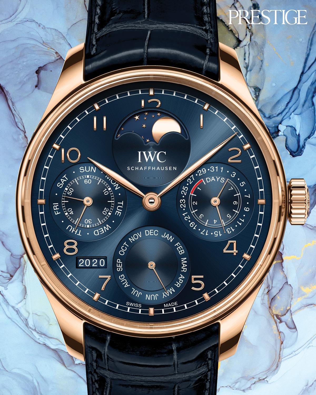 IWC Portugieser Perpetual Calendar Boutique Edition
