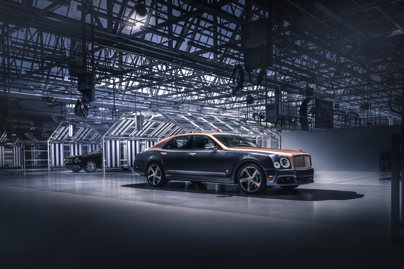 Bentley's 6.75 Edition bids farewell to the Mulsanne and 60-year-old V8