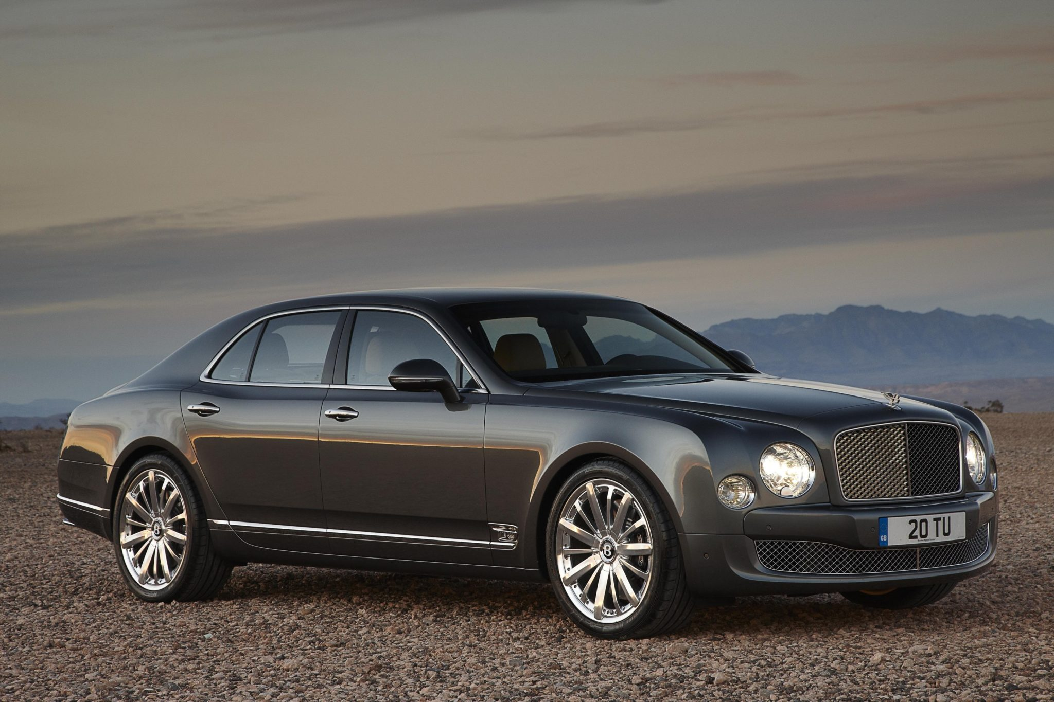 The 2013 Bentley Mulsanne Mulliner Driving Specification (Image: Bentley/Lifestyle Asia Singapore)